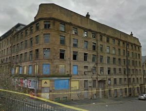 Vincent Street BRadford demolition