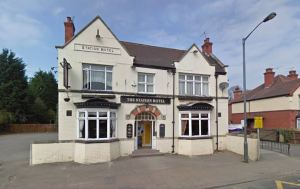Station hotel bawtry