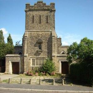 St Chaucers church