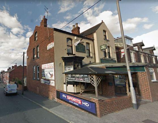 The Healdfield pub